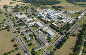 Culham Science Centre