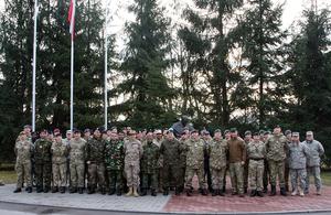 ACSC visit to Poland