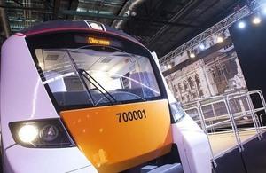 Class 700 train