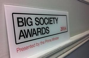 Big Society Award
