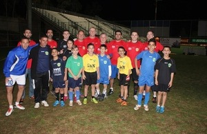 Embassy Football project