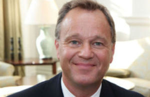 Mark Simmonds, MP