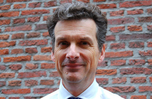 British Ambassador to the Netherlands