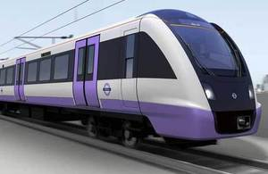 Crossrail train