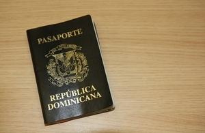 British Embassy in Santo Domingo will no longer process visa applications