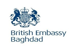 The British Embassy in Iraq