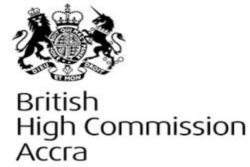 British High Commission Ghana Online Visa Application