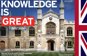 Knowledge is Great Britain