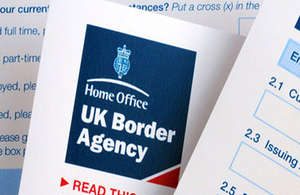 UK immigarion and visas
