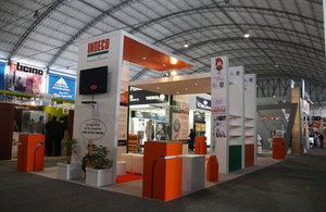 Construction exhibition