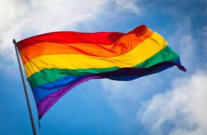 Rainbow flag (stock image) [Picture: Benson Kua, Creative commons]