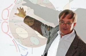 Profesor Euan Nisbet