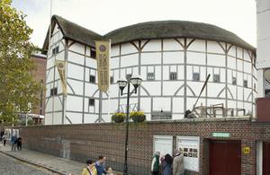 The Globe Theatre/ Teatro Globe