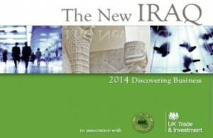 The New Iraq: 2014 Discovering Business
