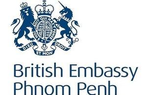 British Embassy Phnom Penh