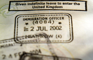 The UK visa application process in Italy - GOV UK
