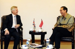 UK and Indonesia boost trade