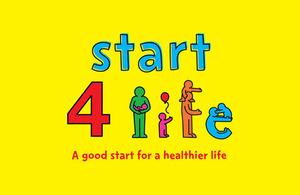 Start 4 Life logo