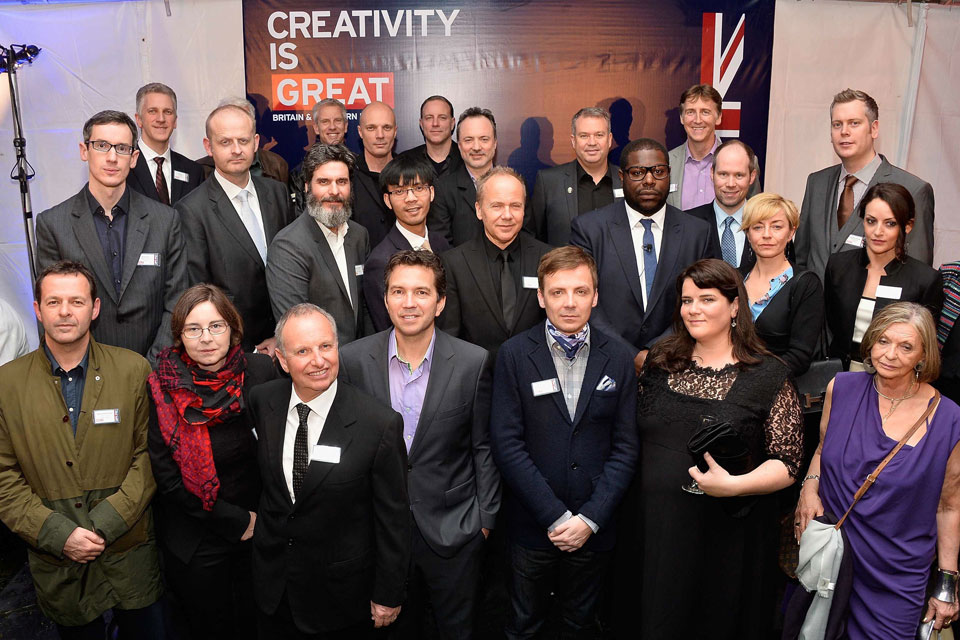 UK Oscar nominees help launch Creativity Is GREAT campaign
