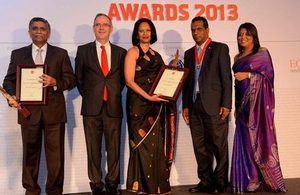 ACCA Sri Lanka Sustainability Reporting Awards 2014