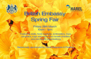 British Embassy Spring Fair