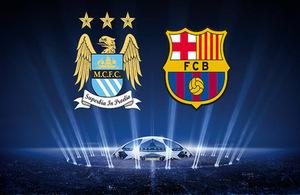 FC Barcelona v Manchester City FC travel advice