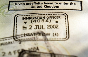 Withdrawn] Changes to UK Visa Application process in Germany - GOV UK
