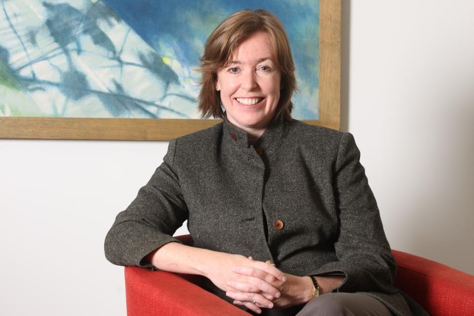 UKVI Director General Sarah Rapson