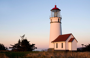 lighthouse image for Sam
