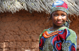 A young woman in Nigeria. Picture: Lindsay Mgbor/DFID