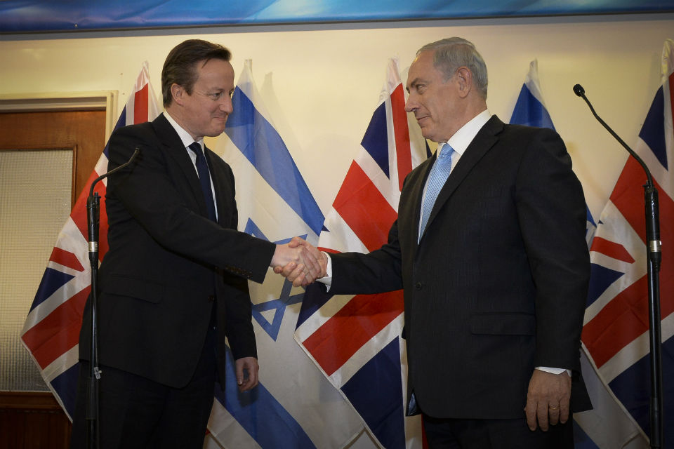 PM leads business delegation to Israel and the Palestinian territories