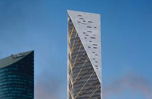 Torre Reforma L Benjamin Romano Arquitectos