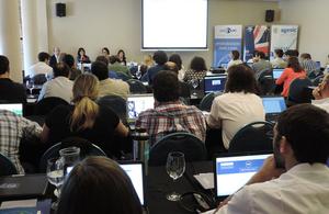 DataBootCamp in Uruguay, 2014