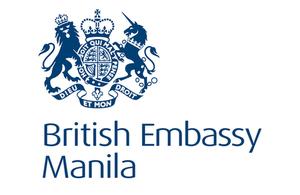British Embassy Manila