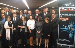 Assinatura MoU em Belo Horizonte / Foto: Confap
