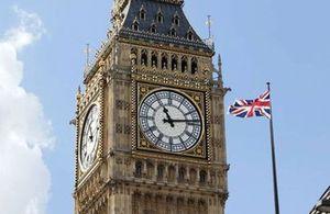 UK Landmark - Big Ben