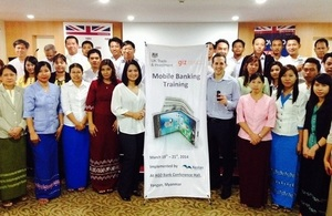 Mobile Banking Training