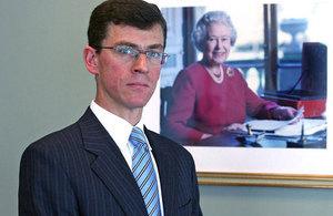 James Dauris, Embajador Británico en el Perú