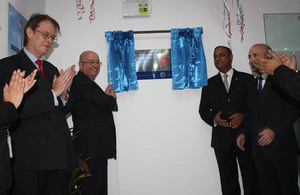 The Dhaka VAC was formerly opened by the British High Commissioner, Robert W Gibson on 24 March.