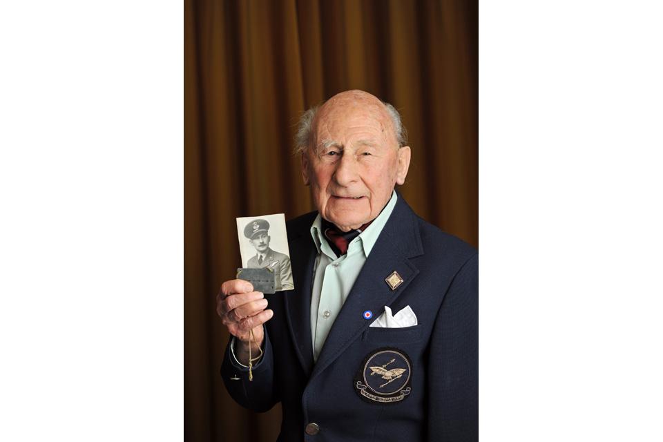 Former Flight Lieutenant Jack Lyon