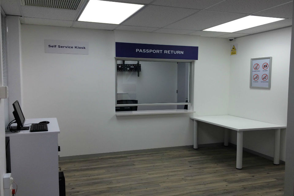 Port Elizabeth Visa Application Centre
