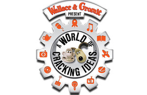 Wallace & Gromit present A World of Cracking Ideas