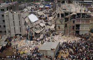 The Rana Plaza Disaster