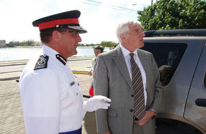 The Police Commissioner and Governor