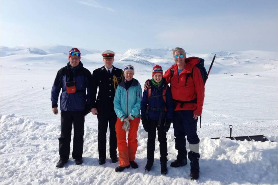 Finse 2014 Group
