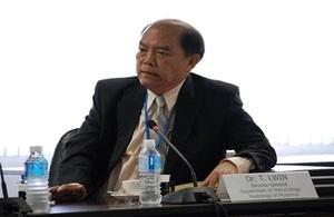 Dr Tun Lwin