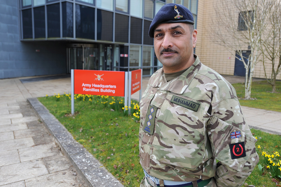 Muslims In The Armed Forces - Govuk-9802