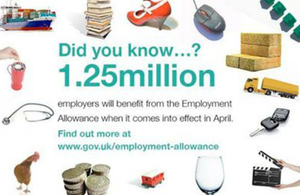 employment allowance inforgraphic
