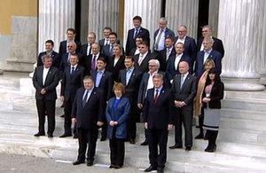 EU Foreign Ministers