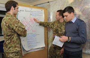 army intelligence analyst